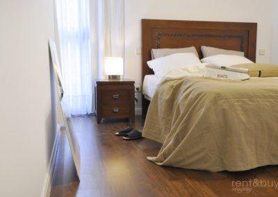 Proyecto venta de vivienda amueblada : Home Staging C/Bausa Madrid